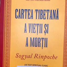 cartea tibetana a vietii si a mortii.sogyal rinpoche