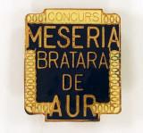 Meseria - Bratara de aur * Concurs   Insigna
