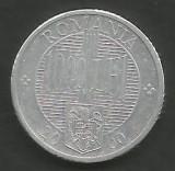 ROMANIA   1000 1.000 LEI 2000  [3]  livrare in cartonas, Aluminiu