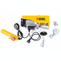 DENZEL Scripete electric TF-250, 0,25 T, 540 W, inaltime 12 m, 10 m pe minut Denzel 52011