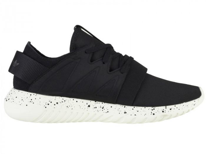 Adidasi dama Adidas Tubular , culoare negru, marimea 38