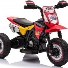 Motocicleta electrica GTM, rosu
