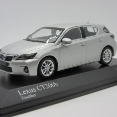 Macheta Lexus CT200h Minichamps 1:43