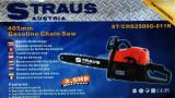 Drujba pe benzina Straus Austria 3,5 CP ST/CHS 2500G