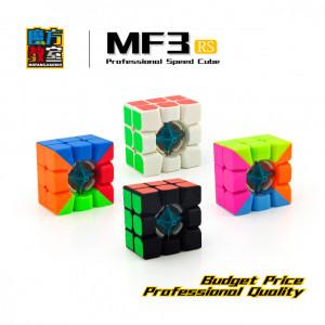 Cub Rubik Moyu MF3RS MoFang JiaoShi 3x3x3, 56mm, Negru