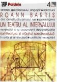 Un teatru al intervalului | Roann Barris, Paideia