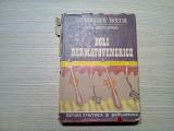 BOLI DERMATOVENERICE - Mica Enciclopedie -  Gheorghe Bucur - 1987, 485 p.