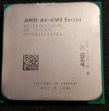 Procesor AMD A4 4000 Socket FM2 3.0 - 3.2 Ghz