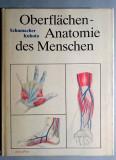 Oberflachen - Anatomie des Menschen  - Schumacher, Kubota