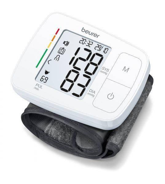 Tensiometru electronic de incheietrura cu functie de voce Beurer BC21