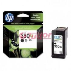 Cartus ink HP CB336EE black 350XL, Negru