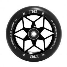 Roata Trotineta Blunt Diamond 110mm + Abec 9 black
