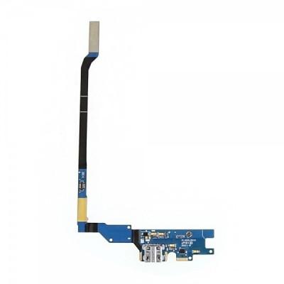Banda cu conector de incarcare si microfon pentru SAMSUNG Galaxy S4 foto
