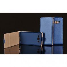 Husa Flip Flexi Huawei P9 Lite Blue
