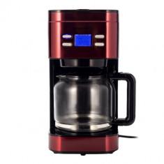 Cafetiera Daewoo DCM1000R 1000W 1.5 litri Rosu / Negru