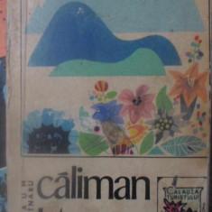CALIMAN BARGAU (HARTA INCLUSA) - T. NAUM, E. BUTNARU