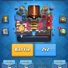 Vand cont de Clash Royale challenger 1