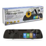 Cumpara ieftin Resigilat : Camera auto DVR PNI Voyager S2000 Full HD incorporata in oglinda retro