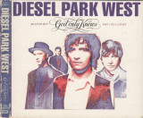CD Diesel Park West – God Only Knows, rock