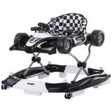 Cumpara ieftin Premergator Chipolino Racer 4 in 1 Black White