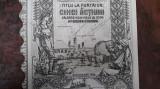 2500 lei 1920 Banca Romaneasca Bucuresti actiuni vechi / actiune veche Romania