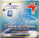 CD Grupul de Psalți al Patriarhiei Române – 2005 Colinde De Crăciun