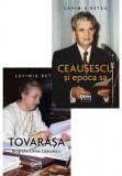 Pachet biografic Elena si Nicolae Ceausescu. Set 2 carti, Corint