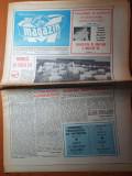 magazin 23 aprilie 1983-cronica meciului de fotbal romania-italia 1-0