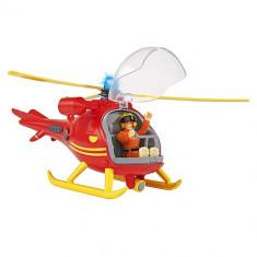 Elicopter cu Figurina Pompierul Sam