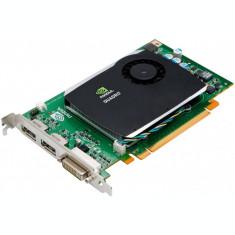 Placa video PC Dell NVIDIA Quadro FX 580 512MB DDR3 128Bit DVI Dual Display Port PCI-e DP/N R784K