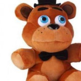 Jucarie de plus ursuletul Freddy Five Nights at Freddy's 25cm