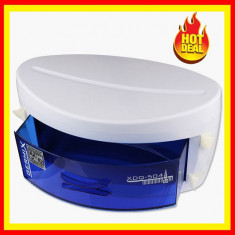 Sterilizator UV cu Sertar Profesional Saloane Instrumente Ustensile