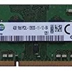 Samsung original 4GB, 204-pin SODIMM, DDR3 PC3L-12800, ram