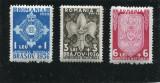Cumpara ieftin 1936 , ROMANIA , Lp 115 , Jamboreea Nationala Brasov - MNH, Nestampilat