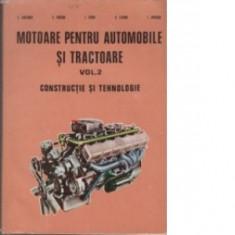 Dan Abaitancei - Motoare pentru automobile și tractoare  (vol. II )