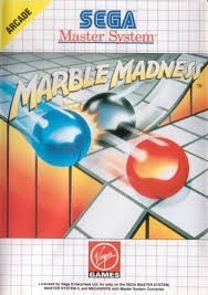 Joc SEGA Master System Marble Madness foto