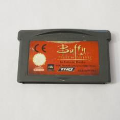 Joc Nintendo Gameboy Advance GBA - Buffy