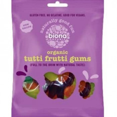 Jeleuri Tutti Frutti bio 75g