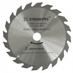 Disc circular pentru lemn 350x30mm Strend Pro
