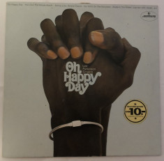 [Vinil] Lee Paterson Singers - Oh Happy Day - disc original foto