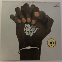 [Vinil] Lee Paterson Singers - Oh Happy Day - disc original