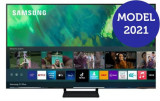 Televizor QLED Samsung 216 cm (85inch) 85Q70A, Ultra HD 4K, Smart TV, WiFi, CI+