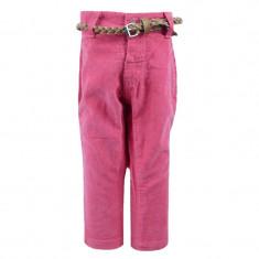 Pantaloni casual pentru fetite NN BPF-06, Roz