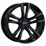 Jante BMW X6 M Staggered 10J x 20 Inch 5X120 et40 - Mak X-mode Gloss Black - pret / buc, 10, 5