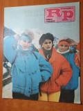 romania pitoreasca decembrie 1987-articol si foto mangalia,slanic moldova