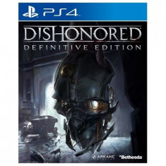 Dishonored Definitive Edition - PS4 [SIGILAT] 60264, Actiune, 18+, Single player