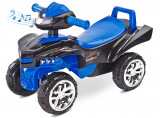 Masinuta ride-on cu sunete si lumini Toyz Mini Raptor 2 in 1 Albastru