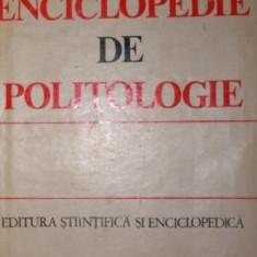 MICA ENCICLOPEDIE DE POLITOLOGIE - EUGEN BANTEA , ION BANU