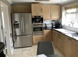 Mobila de bucatarie cu electrocasnice, [en.casa]