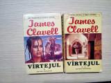 VIRTEJUL * 2 Volume - James Clavell - Editura Orizonturi, 1994, 828+827 p., Alta editura